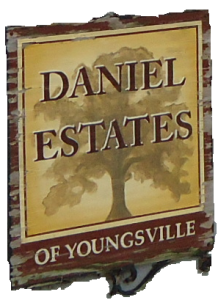 Come home to Daniel Estates