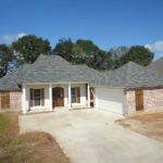 A s Construction example at 204 Cedar Lake Youngsville LA