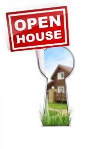 Saturday-Sunday Open Houses