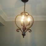 106 Rue Village Maurice French Country lighting accents