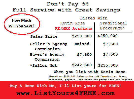 List your Home and Save Thousands... Buy A Home With Me, I'll List Yours for FREE!